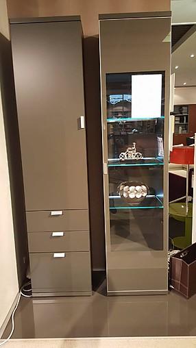 regale und sideboards tameta vitrine schrank und sideboard tameta von h lsta h lsta m bel. Black Bedroom Furniture Sets. Home Design Ideas