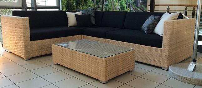 gartenm bel sets outdoorgruppe lounge dedon m bel von meiser k chen gmbh in hanau steinheim. Black Bedroom Furniture Sets. Home Design Ideas