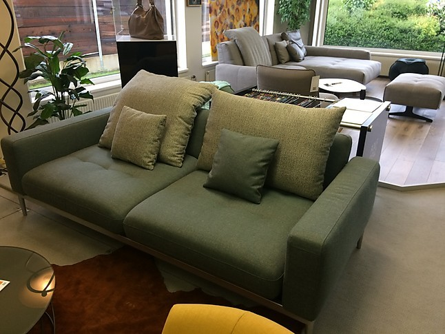 Sofas und couches 370 tira liege sofabank 3 sitzig rolf for Rolf benz 370