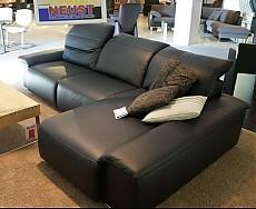 sofas und couches lea leder black polstergarnitur hausmarke m bel von m bel neust in wirges. Black Bedroom Furniture Sets. Home Design Ideas