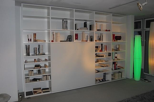regale und sideboards studimo regal tv anbauwand interl bke m bel von meiser k chen gmbh in. Black Bedroom Furniture Sets. Home Design Ideas