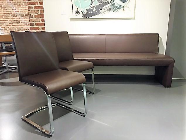 Eckbänke 20801 Bank + 2 Stühle: Willi Schillig-Möbel von Die ...