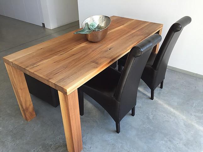esstische nu baum echtholztisch holztisch nu baum mk 5 sonstige m bel von widbiller k chen. Black Bedroom Furniture Sets. Home Design Ideas