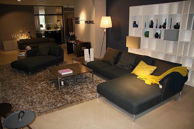 sofas und couches scala sitzgruppe rolf benz m bel von. Black Bedroom Furniture Sets. Home Design Ideas