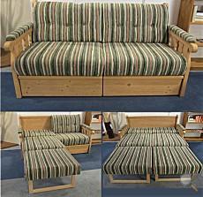 sofas und couches schlafsofa mit einzelauszug schlafsofa mit einzelauszug voglauer m bel von. Black Bedroom Furniture Sets. Home Design Ideas