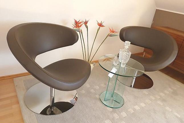 sessel peel club varier clubsessel drehbar in braunem leder varier m bel von kerschner wohn. Black Bedroom Furniture Sets. Home Design Ideas