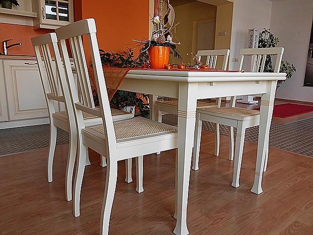 st hle h ublein tischgruppe vanille apricot gewischt hausmarke m bel von meine neue k che in. Black Bedroom Furniture Sets. Home Design Ideas