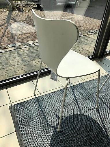 Super Monochrome Elliptisch3107 616 7 Stühle Stuhl Serie Tisch B