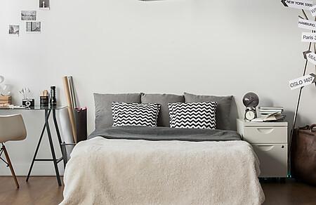 Günstige Schlafzimmer-Möbel im Möbelabverkauf